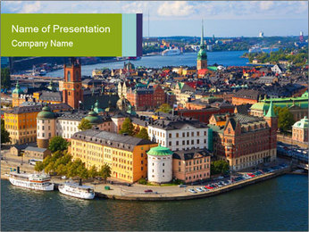 Sweden PowerPoint Template
