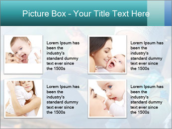 A little baby driving PowerPoint Templates - Slide 14