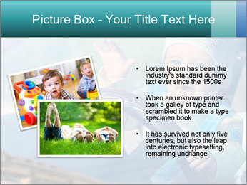 A little baby driving PowerPoint Templates - Slide 20