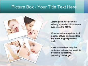 A little baby driving PowerPoint Templates - Slide 23