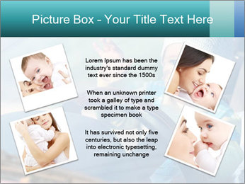 A little baby driving PowerPoint Templates - Slide 24