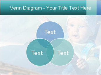 A little baby driving PowerPoint Templates - Slide 33
