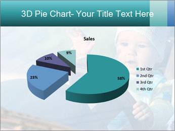 A little baby driving PowerPoint Templates - Slide 35