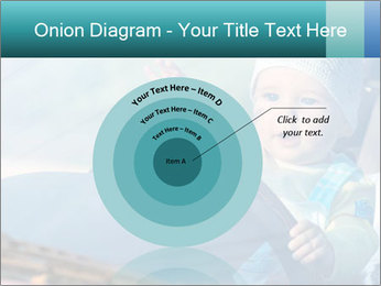 A little baby driving PowerPoint Templates - Slide 61