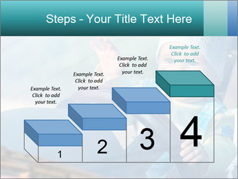 A little baby driving PowerPoint Templates - Slide 64