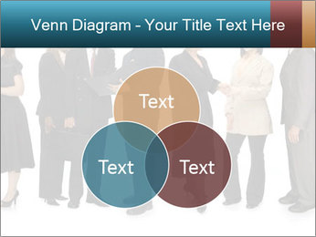 Group of corporate business people PowerPoint Template - Slide 33