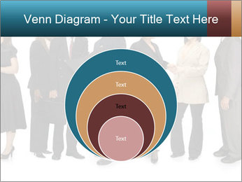 Group of corporate business people PowerPoint Template - Slide 34