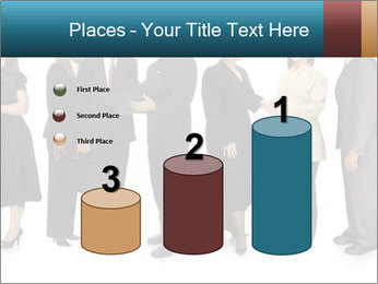 Group of corporate business people PowerPoint Template - Slide 65
