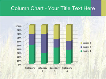 Wheat ears PowerPoint Template - Slide 50