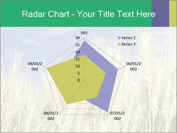Wheat ears PowerPoint Template - Slide 51