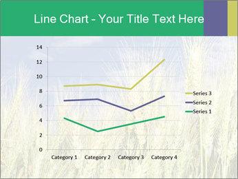 Wheat ears PowerPoint Template - Slide 54
