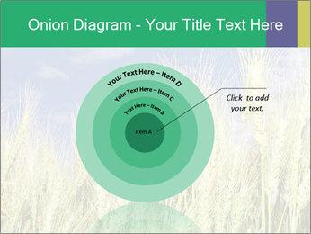 Wheat ears PowerPoint Template - Slide 61