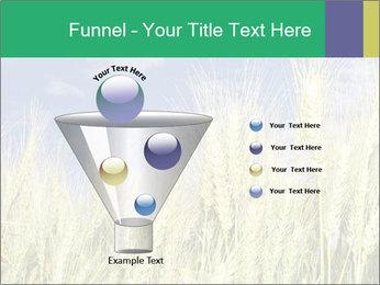 Wheat ears PowerPoint Template - Slide 63