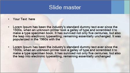 Hang loose PowerPoint Template - Slide 2