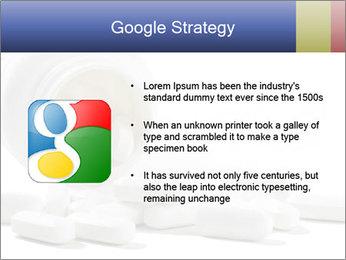 Bottle of tablets PowerPoint Template - Slide 10