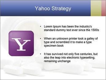 Bottle of tablets PowerPoint Template - Slide 11