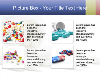 Bottle of tablets PowerPoint Templates - Slide 14