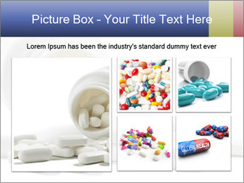 Bottle of tablets PowerPoint Templates - Slide 19