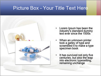 Bottle of tablets PowerPoint Template - Slide 20