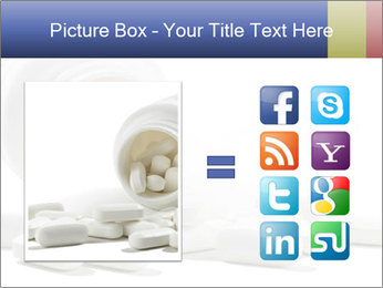 Bottle of tablets PowerPoint Templates - Slide 21