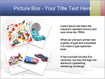 Bottle of tablets PowerPoint Templates - Slide 23