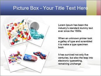 Bottle of tablets PowerPoint Template - Slide 23
