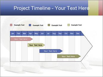 Bottle of tablets PowerPoint Template - Slide 25