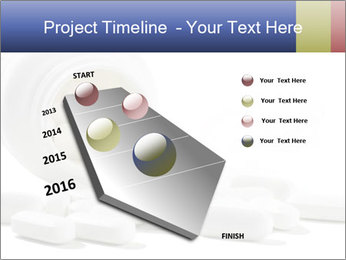 Bottle of tablets PowerPoint Templates - Slide 26