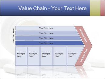 Bottle of tablets PowerPoint Template - Slide 27
