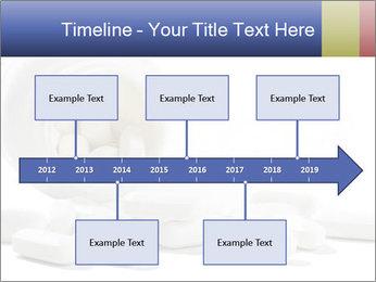 Bottle of tablets PowerPoint Template - Slide 28