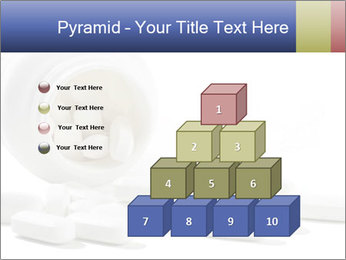Bottle of tablets PowerPoint Template - Slide 31
