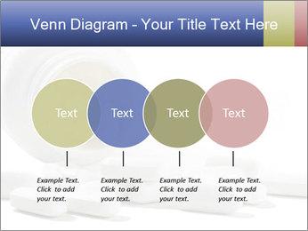 Bottle of tablets PowerPoint Template - Slide 32