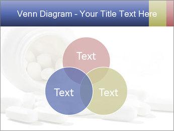 Bottle of tablets PowerPoint Template - Slide 33