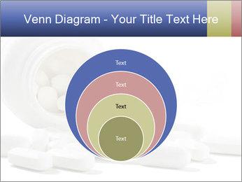 Bottle of tablets PowerPoint Template - Slide 34