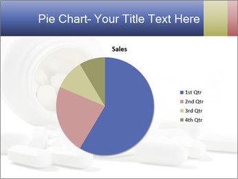 Bottle of tablets PowerPoint Template - Slide 36