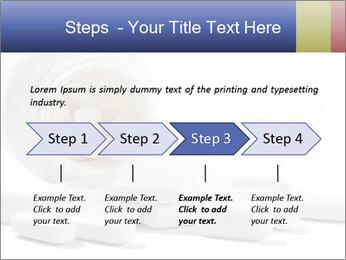 Bottle of tablets PowerPoint Template - Slide 4