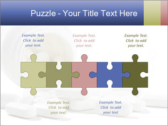 Bottle of tablets PowerPoint Templates - Slide 41