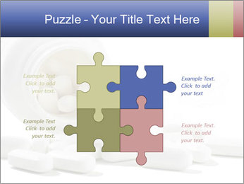 Bottle of tablets PowerPoint Templates - Slide 43