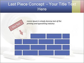 Bottle of tablets PowerPoint Templates - Slide 46