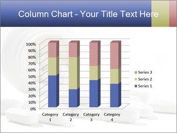 Bottle of tablets PowerPoint Template - Slide 50