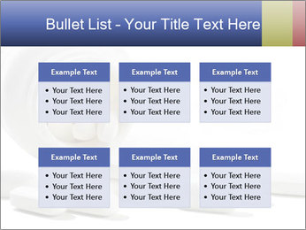 Bottle of tablets PowerPoint Template - Slide 56
