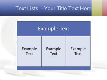 Bottle of tablets PowerPoint Template - Slide 59