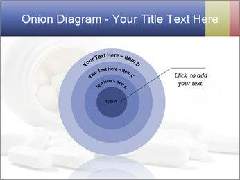 Bottle of tablets PowerPoint Template - Slide 61
