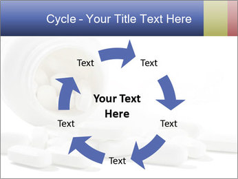 Bottle of tablets PowerPoint Templates - Slide 62