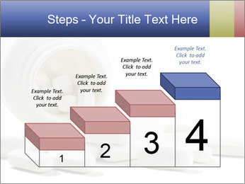 Bottle of tablets PowerPoint Templates - Slide 64
