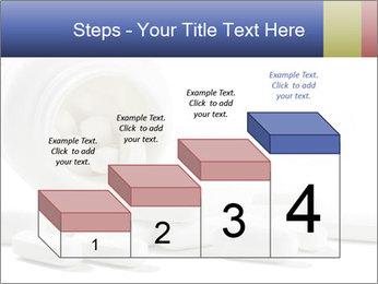 Bottle of tablets PowerPoint Template - Slide 64