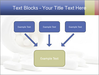 Bottle of tablets PowerPoint Templates - Slide 70
