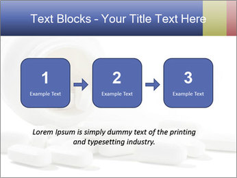 Bottle of tablets PowerPoint Templates - Slide 71