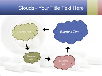 Bottle of tablets PowerPoint Template - Slide 72