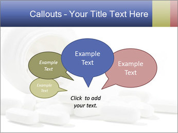 Bottle of tablets PowerPoint Templates - Slide 73
